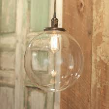 light fixture globes design ideas globe pendant clear west elm