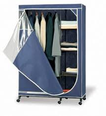 Wardrobe With Shelves by Clothing Storage Racks And Wardrobes Organize It