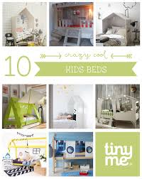 10 crazy cool kids beds