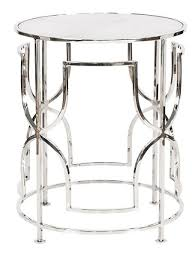 round silver accent table amazing buy round silver end table online cfs uk round silver end