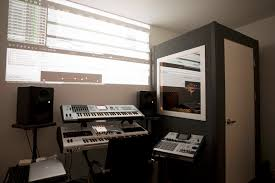 Room Within A Room Domestic Recording Studio Mute Soundproofing