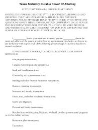 power of authority template free financial durable power of attorney form pdf template