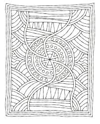 mosaic coloring pages adults printable coloringstar