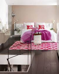 magenta bedroom how to combine magenta tone with good colors to paint a bedroom
