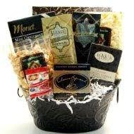 sympathy basket with sincere sympathy condolence gift basket