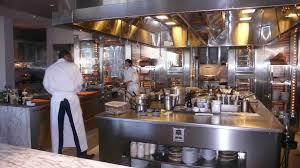modren restaurant open kitchens pictures of professional with ideas