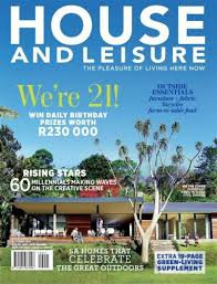 Home Design Magazines South Africa House And Leisure U2013 October 2014 P2p 百度云网盘 下载 破解