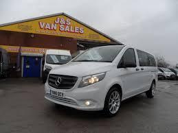 mercedes minivan mercedes benz vito traveliner 114 bluetec tourer pro