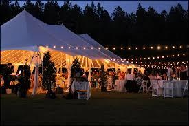 wedding tent lighting 28 lovely outdoor tent wedding wedding idea