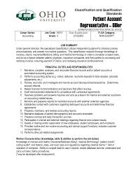 Liaison Resume Sample Patient Service Representative Resume Template Resume Builder