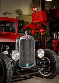 Old Ford Truck Brake Parts - old time four banger 1930 ford model a is rodding in its