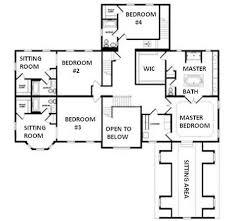 impressive 60 master bedroom with sitting area floor plan design