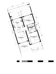 2 Bedroom Ground Floor Plan Apartment Plans Mossel Bay Property Beach Real Estate