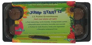 Greenhouse Starter Kits Amazon Com Jump Start Js72cg 72 Cell Greenhouse Jumpstart