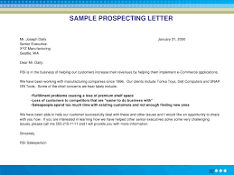 Sample Sales Letters To Prospects   Best Christmas Event