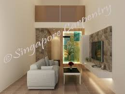 Living Room Tv Console Design Singapore Brick Wall Design Living Room Singapore U2013 Rift Decorators