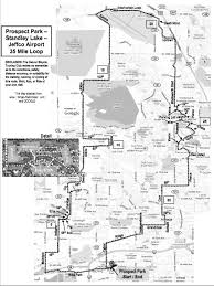Prospect Park Map Denver Bicycle Touring Club Inc Route Map Library