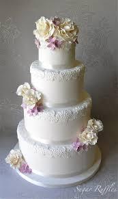Hydrangea Wedding Sugar Ruffles Elegant Wedding Cakes Barrow In Furness And The