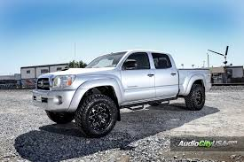 toyota tacoma rims and tires toyota tacoma trd 18 fuel wheels lethal d567 nitto trail
