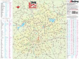World Map Beijing China by Trax2 Beijing Travel Region The International Award Winning