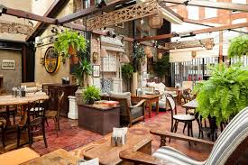 restaurant decor le rasoi one of the best asian restaurant décor via bangles
