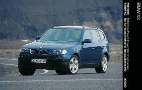 bmw x3 e83 specs 2004 2005 2006 2007 autoevolution