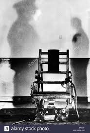 Electric Chair Executions Gone Wrong by Modern Electric Chair Execution