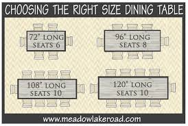 dining room table size for 10 10 seater dining room table