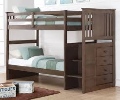 Donco Bunk Bed Donco Trading Princeton Stairway Bunk Bed 2204sg Solid Wood Bunk
