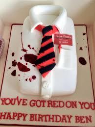 creative birthday cake for boyfriend
