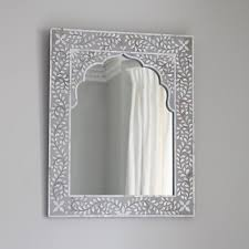 decor interior paint color and mother of pearl mirror for