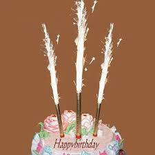 sparkler candles birthday candle sparklers 4 unique birthday ideas