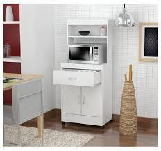 kitchen island microwave cart kitchen cabinet storage white microwave cart stand rolling