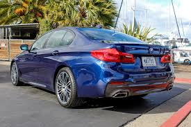 car bmw 2017 2017 bmw 5 series review infinitely more innovative digital trends