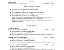 resume microsoft word resume template download cv templates big
