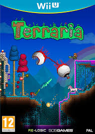 Terraria Map Download Terraria Nintendo Wii U Amazon Co Uk Pc U0026 Video Games