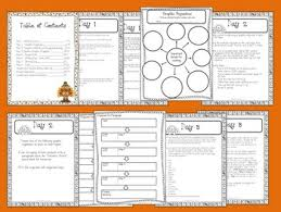 Thanksgiving Writing Paper Writing Activity How To Cook A Turkey Writing Project And Craft