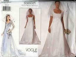 wedding dress sewing patterns unique wedding dress sewing patterns with sewing pattern misses