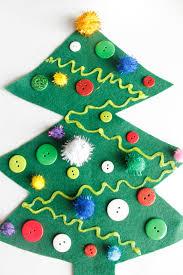 christmas tree tissue paper craft crayon box chronicles christmas