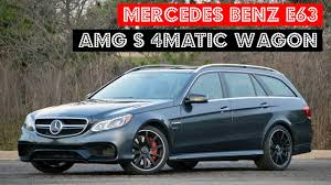 E63 Amg Weight 2014 Mercedes Benz E63 Amg S Model 4matic Wagon Review Youtube