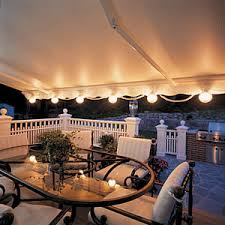 Awning Reviews Sunsetter Patio Awning Lights 6 Light Set Item 857459 Rated Out