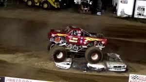 monster truck show wichita ks extreme monster truck spring nationals osp youtube