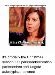 Christmas Miracle Meme - when your grandparents actually get you something good it s a