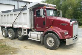 kenworth tandem dump truck used heavy equipment for sale