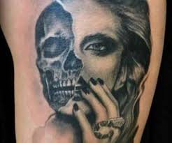 beautiful skull tattoos for search ink