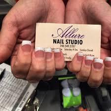 more fun nail are at allure nail studio yelp