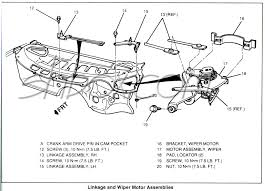 1967 camaro wiper motor where is the wiper motor located in a 2000 z camaro forums at