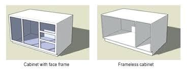 framed vs frameless cabinets framed vs frameless cabinet framed kitchen cabinets vs kitchen