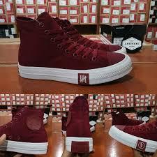 Harga Sepatu Converse X Undefeated jual sepatu converse all merah maroon cek harga