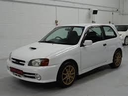 used 1997 toyota starlet for sale in bedfordshire pistonheads